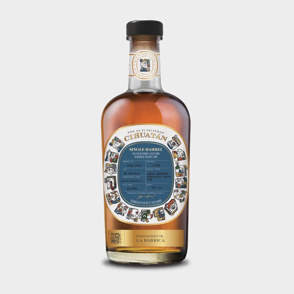 Cihuatan Rum